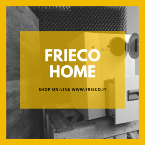 tritarifiuti domestico Frieco Home