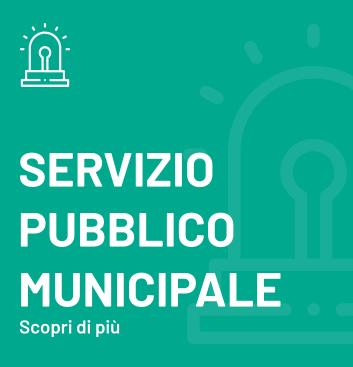 servizio pubblico municipale settore