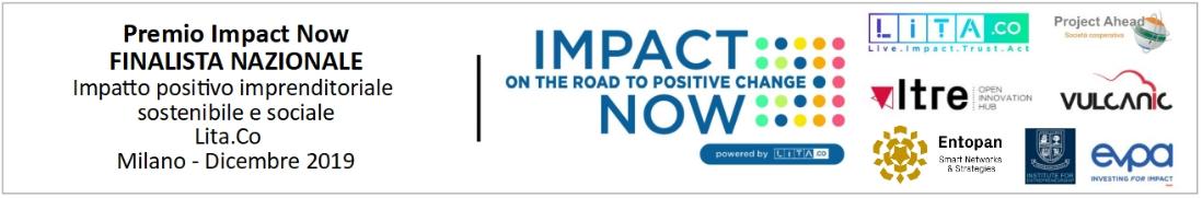 Impact Now Milano, premio ideato e promosso da LITA.co